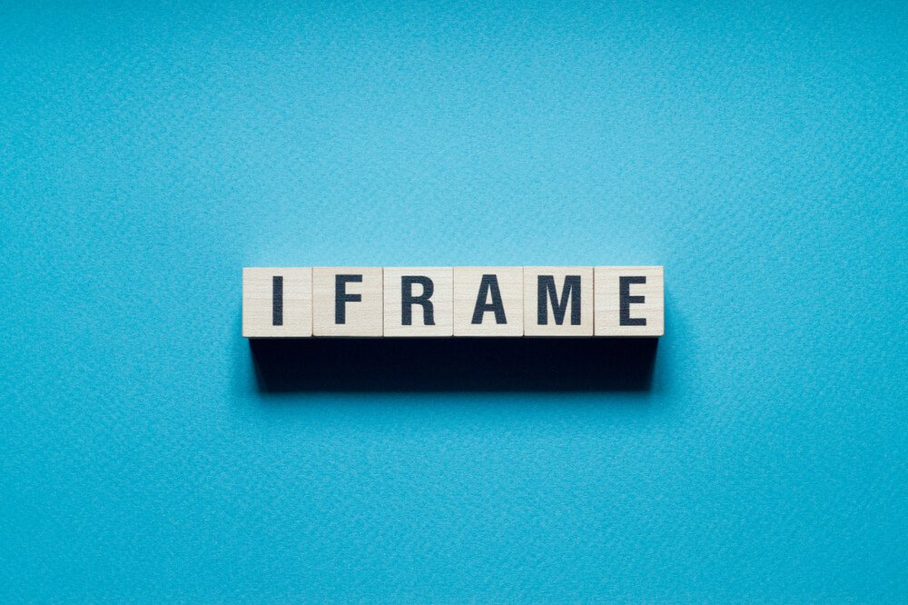 Iframe SEO issues. Impact of iFrame's on SEO