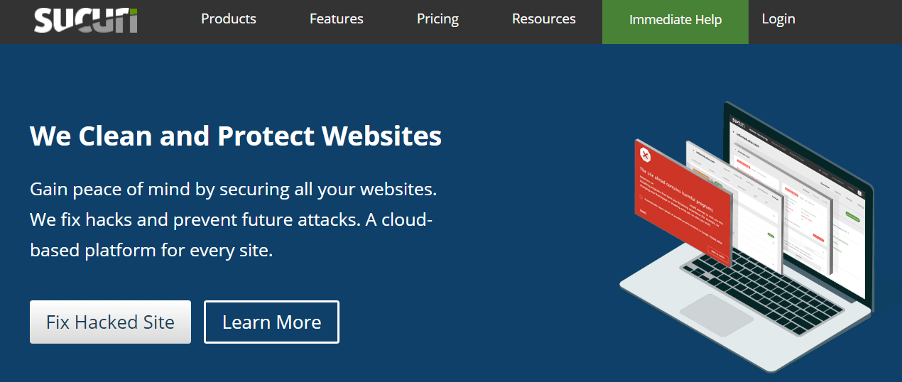 infected with url blacklist