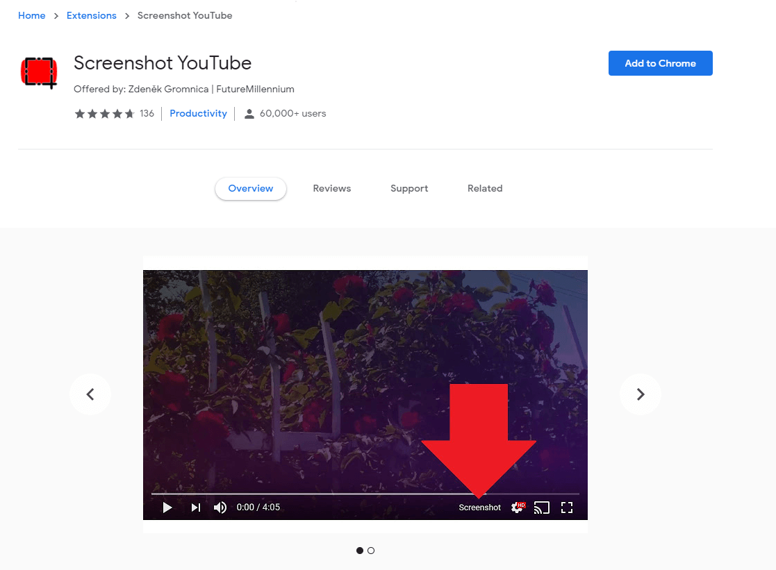 How To Guide To Create A Custom Youtube Screenshot Gainchanger