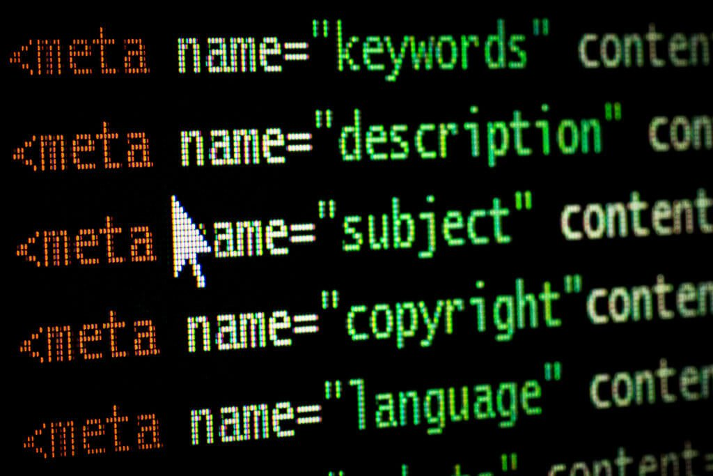 What impact do meta and title tags have on the search engine
