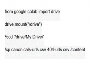 Code to upload keep uploaded url set in google drive private