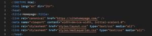HTML step 2